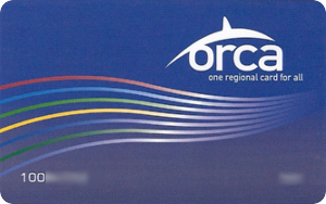image of ORCA card